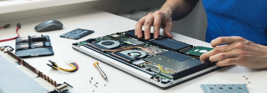 Laptop Reparatur